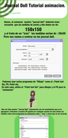 Tutorial Journal doll Animacion by SadSug