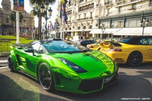 Chrome Green by Attila-Le-Ain