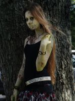 Zombie - A walk in the park by Stoic-Zombie