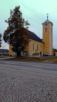 The village church of Neusserling I by patrickjobst