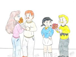 Couples' request by Jose-Ramiro