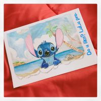 Stitch by LuLuChan666