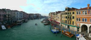 A View from the Rialto by amipal