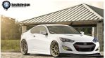 Hyundai Genesis by basikdesign
