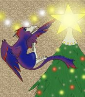 The Top of the Tree by chubby-choco