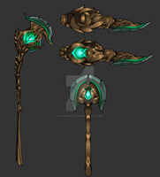 Earth Day Set for EpicDuel by GabrielReyes-DG