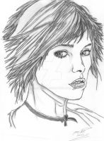 Alice Cullen by Melski83