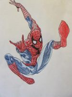 Spidey by ellie-belly