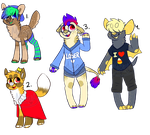 Adoptables ((CLOSED)) by Mutini-Adopti