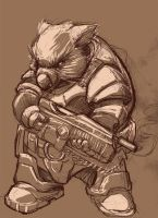 combat wombat by cereal199