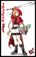 Little Red Riding Hood by Rolly-Chan