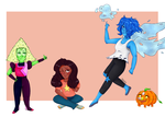 The Crystal Temps by YummyNoodles520