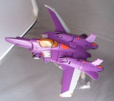 TFA Cyclonus Jet Mode by Shinobitron