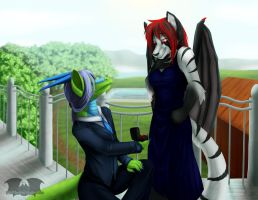 [C][Painted] - The Question by Temrin