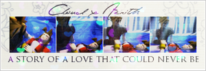 A Story CloudxAerith Bar by CaliforniaBabeWV