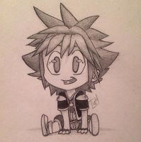 Sora Chibi by Shadon312