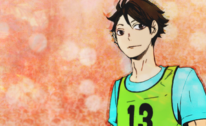The Grand King makes his entrance {HQ!! Oikawa} by ValyInuzuka