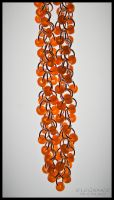 Shaggy Loop Chainmaille with b by EleganceinChains