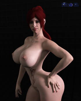 Akasha HD 2 by Cdcnk3D