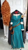 Merida Costume by CosmicCosplayGirls