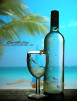 Wine of the Ocean by i-am-JENius