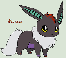 Noivern Eevee adopt (closed) by Sylveon17