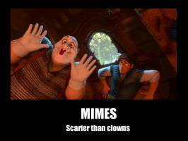 Mimes by f4113n-4ng31-0f-r4in