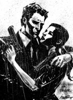 Max Payne Commission by aaronminier