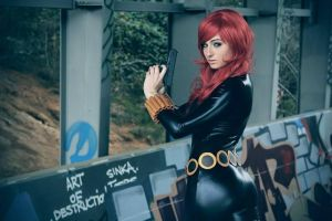Black Widow 1 by KaylaErinOfficial