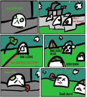 Scribble comic by Toderico