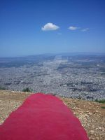 red carpet to the sky by hayalcimavi