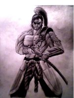 Mitsurugi - Soul Calibur by Wynturtle