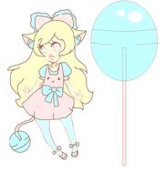 lollipop neko trap~!! closed by Chibii-chii