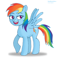 New Style Dash by ScoBionicle99