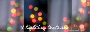..::4 lighting textures::.. by Miwa-Arashi