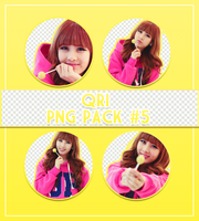 Qri PNG Pack #5 by AlleakiMikaela