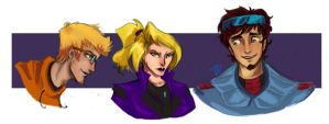 Humanized TF OC's by Potentissimum