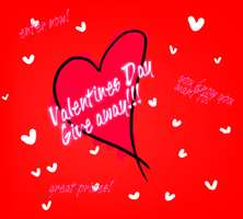 Valentines give away!! by StarlitStables