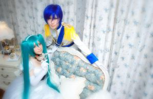 VOCALOID-Cinderella by nozomiwang