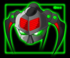 Metal Man: Head of MM2.0 by IronFist-Productions