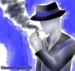 Smoking_Sexual Offenderman by crescentshadows19