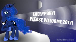 Princess Luna - 2012 by 115Predator