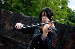 Song For The Master by AkraruPhotography