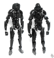 Moc. K-2SO Hunter Rank (Youtube) by Darkraimaster99