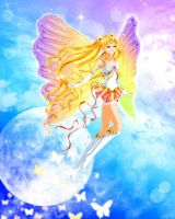 Good Fairy Sailor Moon by bloona