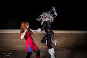Stay Away from my Spiderman! by mikomiscostumedworld