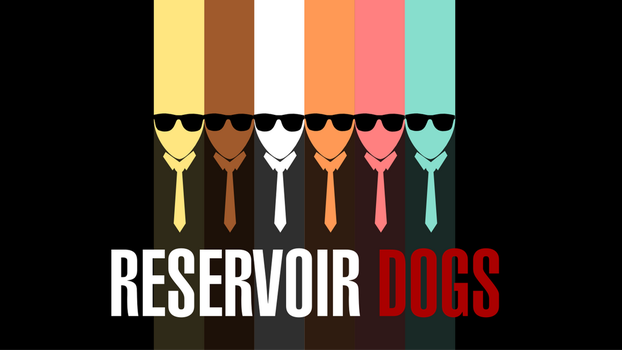 Reservoir Dogs Wallpaper by ProfBacon