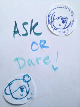 ~ Ninjago OCs - Ask or Dare! ~ by Okay-cool