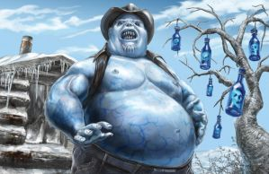 Frost Demon - Deadlands Reloaded by CBSorgeArtworks
