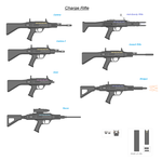 Charge RIfle Weapon System by Artmarcus